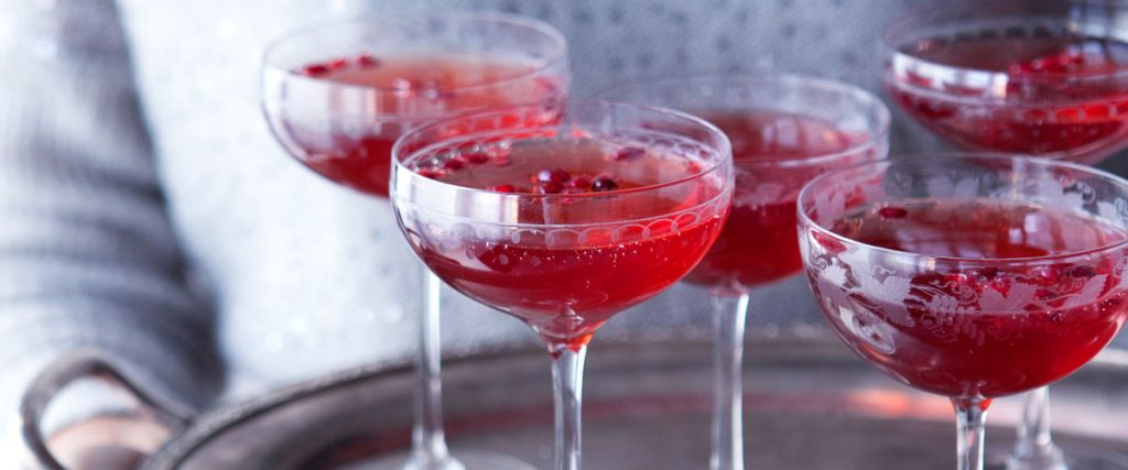 SloeGasm Condessa Cocktail | A cause for a celebration