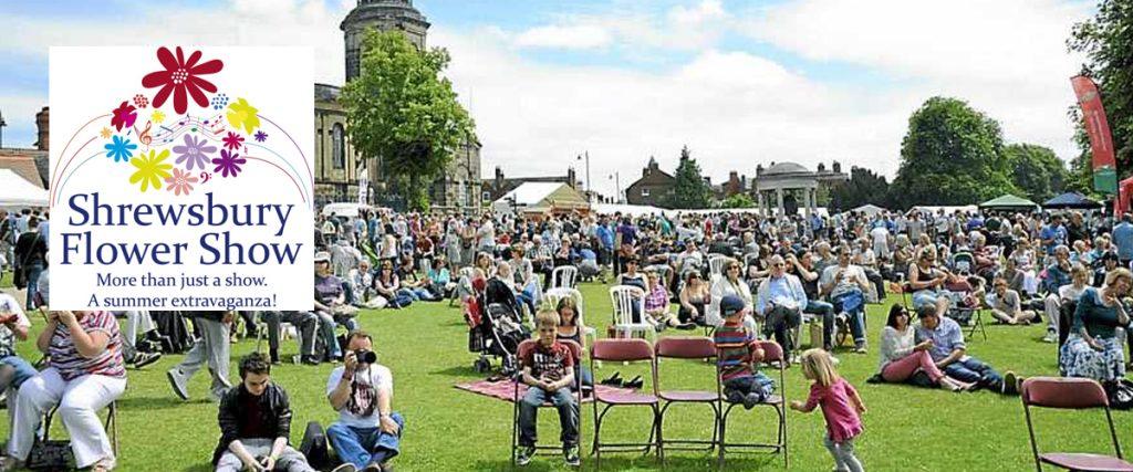 Condessa Welsh Liqueurs at Shrewsbury Flower Show